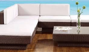 cuscini per poltrone da giardino cuscini per divani esterni home interior idee di design tendenze