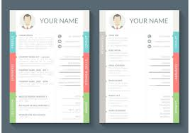 Creative Resume Example by Free Resume Templates 1000 Ideas About Creative Cv Template On