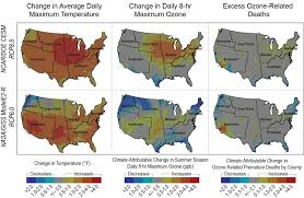 the impacts of climate change on human health in the united states