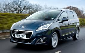 peugeot blue peugeot 5008 review