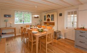 Pine Oak Furniture Fancy White Oak Wood Color Vinyl Kitchen Floor With Red Wall Paint