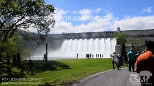 Table Rock Lake Flooding 04 30 2017 Branson Mo Table Rock Dam Flood Gates Youtube