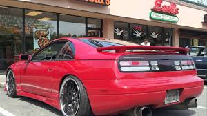 nissan 300zx z32 tuning cars youtube