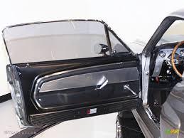 Black Mustang 1967 1967 Ford Mustang Shelby G T 500 Eleanor Fastback Black Door Panel