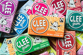 glee chewing gum goes plastic free my plastic free life