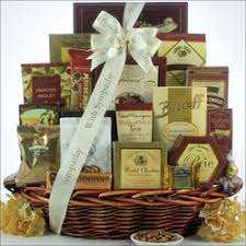 Sympathy Gift Baskets Free Shipping 10 Pc Sympathy Gift Gourmet Food Book Let Me Grieve But Not Forever