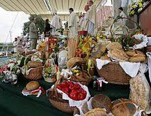 How Did Thanksgiving Start Harvest Festival Wikipedia