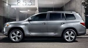 toyota highlander length 2008 toyota highlander specifications car specs auto123