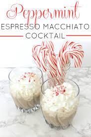 espresso macchiato delicious espresso cocktail recipe l for your next holiday soiree