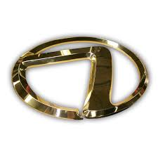 custom lexus logo custom fabricated polished brass lexus logo vgraphics