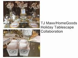 Home Goods Holiday Decor Decorating White U0026 Gold Home Decor Haul At Tj Maxx And Homegoods