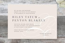 monogram wedding invitations fresh monogram wedding invitations by chism minted