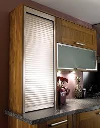 Kitchen Cabinet Roller Shutter Doors Brilliant Roller Shutter Doors Kitchen Cabinets Eizw Info