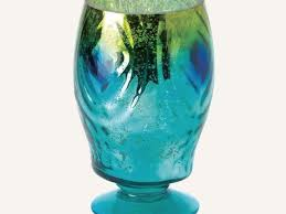 Home Accent Decor Accessories by Decor 28 Furniture Accessories Top Notch Blue Glossy Vase In