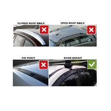thule roof bars for vw golf mk6 hatchback from direct car parts