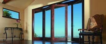 folding outswing door