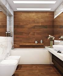 Bathroom Wood Floors - best 25 wooden bathroom ideas on pinterest small toilet design
