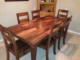 Awesome Dining Room Table Designs Images Room Design Ideas - Build dining room table
