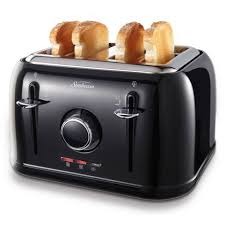 Images Of Bread Toaster Sunbeam 4 Slice Toaster Walmart Canada