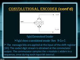 Trellis Encoder Convolutional Codes And Their Decoding