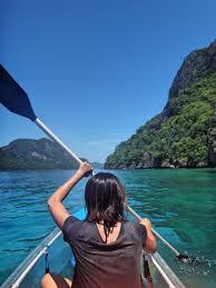 kayaking adventures in el nido 2peas