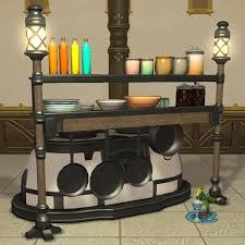 fourneau de cuisine fourneau de cuisine ffxiv logement meuble