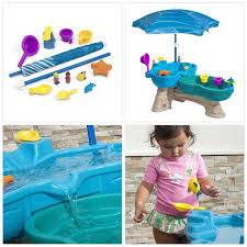 step2 spill splash seaway water table toys hobbies outdoor toys structures find step2 products