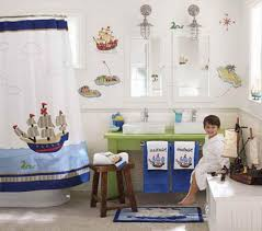 Bathroom Sets For Kids Stylish Decor For Kids Bathroom In Pirates Theme Idea Kids