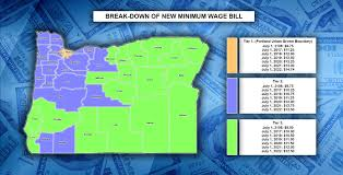 Oregon House by Oregon House Votes To Increase Minimum Wage U2013 Kobi Tv Nbc5 Koti