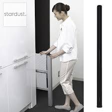 modern step stool kitchen modern interior design stardust step ladder black aluminum