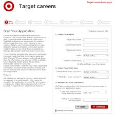 how to apply for target jobs online at target com careers