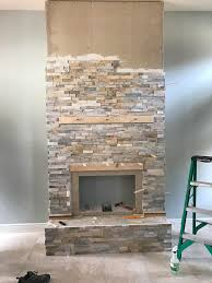 i built a faux stacked stone fireplace with led backlight album