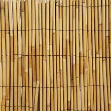 stuoia bamboo arella canniccio big stuoia cannette rilegate ombra recinzione bamboo