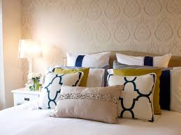 Gold Bed Cushions Luxe Addition By Lisa Marinovich Bedroom Make Over Part 2