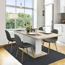 beech extending dining table images homycasa beech extendable rectangular dining table mltifunction