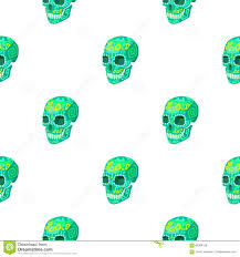 mexican calavera skull icon in cartoon style isolated on white