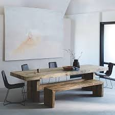 Wood Dining Room Best 20 Reclaimed Wood Dining Table Ideas On Pinterest Rustic