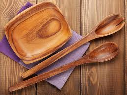 Tips To Clean Wood Kitchen by Tips To Clean Wooden Kitchen Utensils Boldsky Com