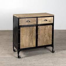 jean 2 drawer 2 door black sideboard cabinet