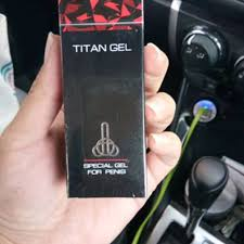 titan gel for men health beauty hand foot care on carousell