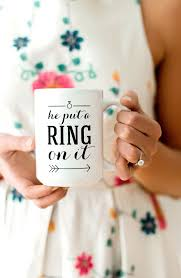 10 engagement mugs for the bride to be