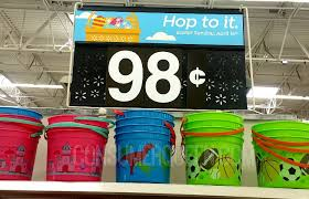 cheap easter baskets cheap easter baskets from walmart that can be re purposed