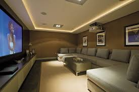 Sofa Movie Theater by Media Room Ideas Decorating Home Theater Contemporary With U