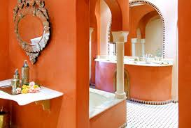 Bathroom Wall Paint Colors Moroccan Decor Moroccan Decorating Color Schemes