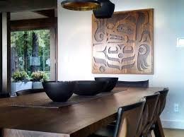 dining room pendant lighting contemporary dining room via gaile