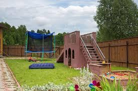 Playground Ideas For Backyard Garden Design Garden Design With Backyard Playground Ideas â
