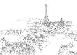 paris drawing 53 wallpapers u2013 hd desktop wallpapers