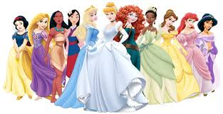how come whenever i go to walt disney world i see little girls
