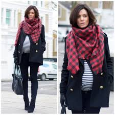 winter maternity clothes conceal your baby bump with these flattering style tips designer