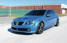 2009 pontiac g8 gt unusual suspect rod network